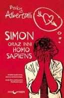 Okładka książki - Simon oraz inni homo sapiens