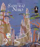 Okładka książki - Samuraj Neko