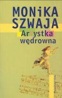 Okładka książki - Artystka wędrowna