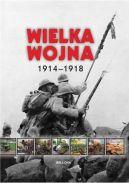 Okładka ksiązki - Wielka wojna 1914-1918