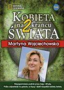 Okładka książki - Kobieta na krańcu świata 2