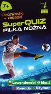 Okładka ksiązki - SuperQuiz Piłka nożna