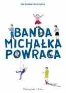 Okładka książki - Banda Michałka powraca