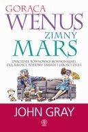 Okładka ksiązki - Gorąca Wenus, zimny Mars