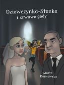 Okładka książki - Dziewczynka-Stonka i krwawe gody