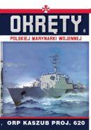 Okładka - Okręty Polskiej Marynarki Wojennej t.6