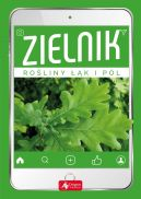 Okładka - Zielnik. Rośliny łąk i pól