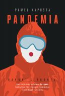Okładka ksiązki - Pandemia. Raport z frontu.