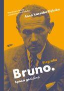 Okładka książki - Bruno. Epoka genialna