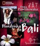 Okładka książki - Blondynka na Bali