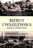 Okładka ksiązki - Bierut i Wasilewska. Agent i dewotka
