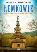 Okładka - Łemkowie. Losy zaginionego narodu