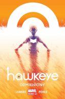 Okładka ksiązki - Hawkeye  Odmieniony, tom 1