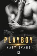 Okładka książki -  Playboy