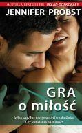 Okładka ksiązki - Gra o miłość