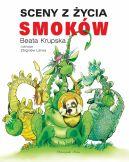 Okładka ksiązki - Sceny z życia smoków