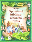 Okładka ksiązki - Opowieści biblijne dziadzia Józefa 4