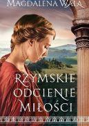 Okładka - Rzymskie odcienie miłości