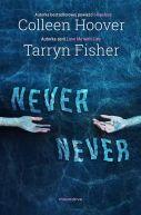 Okładka książki - Never Never