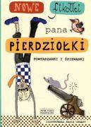 Okładka książki - Nowe fikołki pana Pierdziołki