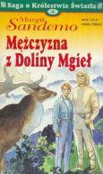Okładka ksiązki - Mężczyzna z Doliny Mgieł