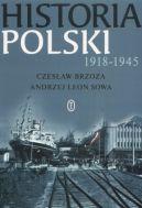 Okładka - Historia Polski 1918 - 1945