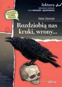 Okładka książki - Rozdziobią nas kruki, wrony...