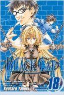 Okładka książki - Black Cat, Vol. 18
