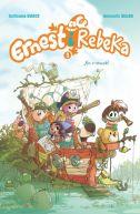 Okładka książki - Ernest i Rebeka. Na ratunek! Tom 3
