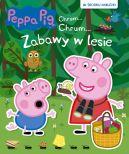 Okładka ksiązki - Peppa Pig Chrum... Chrum... Zabawy w lesie