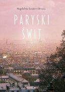 Okładka książki - Paryski świt