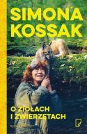 Okładka książki - O ziołach i zwierzętach