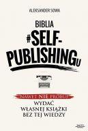 Okładka książki - Biblia #SELF-PUBLISHINGu