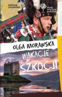 Okładka ksiązki - Wakacje w Szkocji