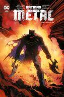 Okładka książki - Batman Metal. Mroczne dni. Tom 1