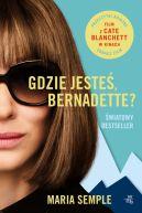 Okładka książki - Gdzie jesteś, Bernadette?