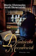 Okładka - Dziedziczka z Moczarowisk