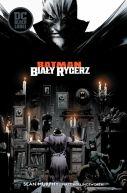 Okładka ksiązki - Batman  Biały Rycerz