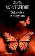 Okładka ksiązki - Szkatułka z motylem