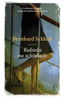 Okładka ksiązki - Kobieta na schodach