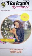 Okładka książki - Stephanie