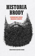 Okładka książki - Historia brody. Zaskakujące dzieje męskiego zarostu