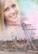 Okładka ksiązki - Dylematy Laury