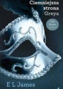 Okładka książki - Ciemniejsza strona Greya