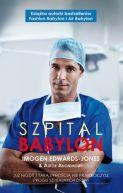 Okładka książki - Szpital Babylon