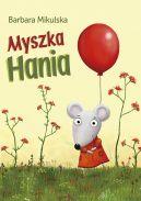 Okładka ksiązki - Myszka Hania