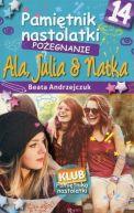 Okładka książki - Pamiętnik nastolatki 14