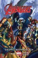 Okładka książki - Avengers  Siedmiu wspaniałych, tom 1. Marvel Now 2.0