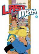 Okładka - Lastman, tom 3