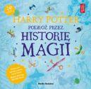 Okładka książki - Harry Potter. Podróż przez historię magii